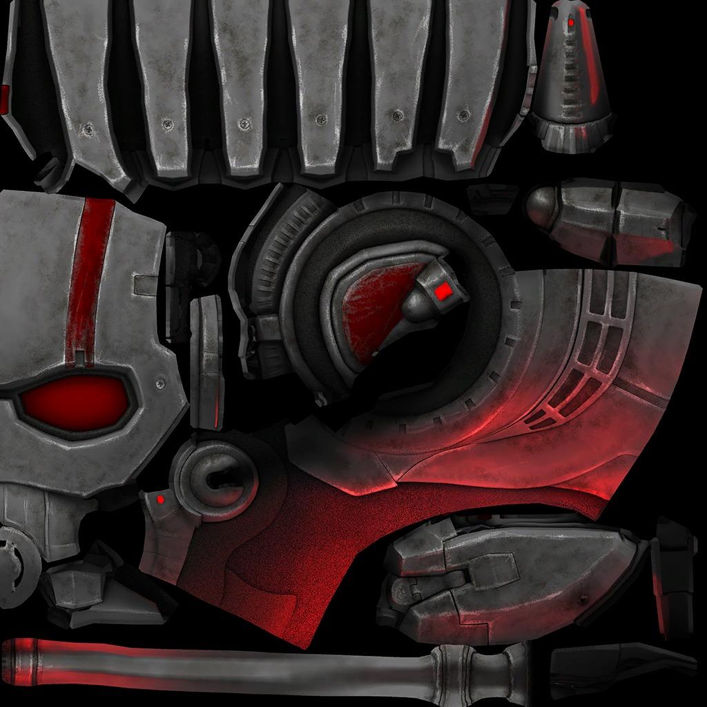 Ant Man Helmet 3d Model