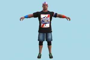 John Cena Entrance wwe, wwf, wcw, wrestler, man, male, hero, people, human, character