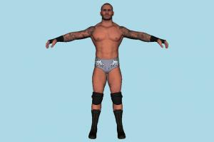Randy Orton WWE wwe, wwf, wcw, wrestler, man, male, people, human, character