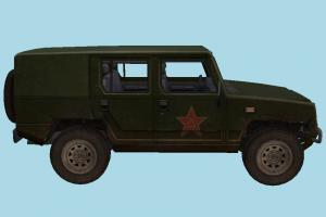 Military Truck jeep, car, truck, military, army, vehicle, carriage, hummer, van