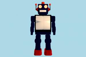 Robot robot, toy, character, cartoon