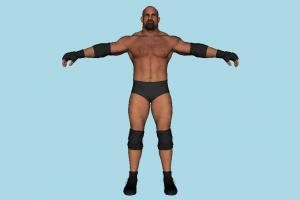 Goldberg WWE wwe, wwf, wcw, wrestler, man, male, people, human, character