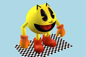 Pac-Man World Rally Pac Man