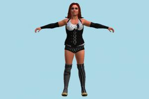 Becky WWE wwe, wwf, wcw, wrestler, lady, female, woman, people, human, character