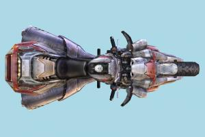 Motorcycle Bike