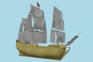 Ship galleon, pirate-ship, boat, sailboat, pirate, ship, watercraft, vessel, wooden, maritime