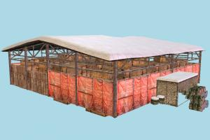 Barn barn, farm, warehouse, store, storage, cargo, house, town, country, home, building, build, residence, domicile, structure