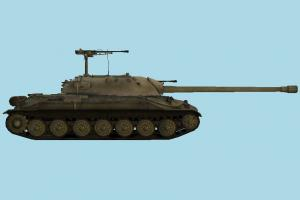 IS-7 Military Tank
