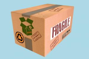 Cardboard Box carboard, crate, box, goods, commercial