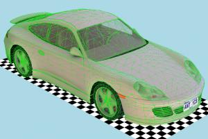 Car High-poly Car-2