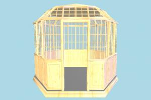 Summer House summer, small, house, home, build, structure