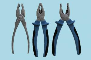 Pliers repair, workshop, tool, service, pincers, nipper, object, mechanical