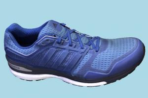 Adidas Shoe scanned-models, shoes, shoe, boot, boots, footwear, sandal, product, adidas, sport
