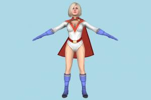 Power Girl marvel, power-girl, power, girl, hero, female, people, human, character