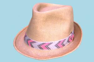 Straw Hat hat, cap, realistic, straw, clothing, clothes