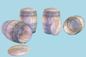 Barrel barrel, barrels, crate, crates, box, object