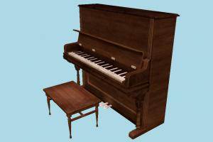 Old Piano piano, music, instrument, victorian, vintage, old
