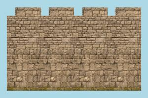 Wall wall, stronghold, castle, tower, building, build, structure