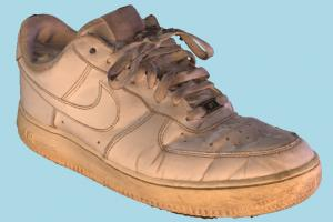 Nike Boot scanned-models, shoes, shoe, boot, boots, footwear, sandal, product, nike, sport