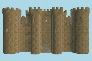 Stronghold stronghold, castle, tower, building, build, structure