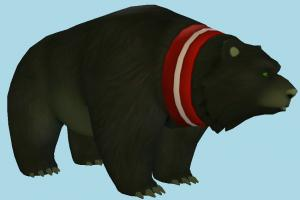 Bear Young-Justice, bear, animal, animals, wild, nature, mammal, zoology, cartoon