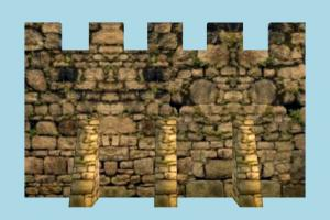 Wall wall, castle, fence, enclosure, build, structure