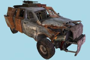 Salvation Car Terminator Salvation, military, tank, jeep, truck, vehicle, car, buggy, jungle, army, salvation