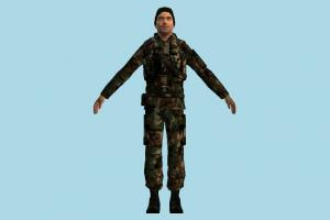 Army Man army-man, soldier, army, man, male, people, human, character