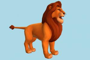 Mufasa Lion-King mufasa, simba, lion-king, lion, animal, animals, zoology, cartoon, toon