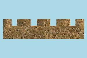 Wall Top wall, stronghold, castle, tower, building, build, structure
