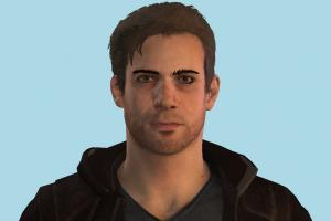 Detroit Become Human Gavin Reed Man