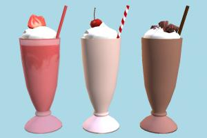 Milkshake milkshake, milk, drink, juice, milk-chocolate, chocolate, food, ice, beverage, sweets, dessert, vanilla, cup