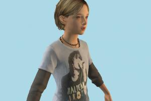 Sarah The Last Of Us Sarah-3