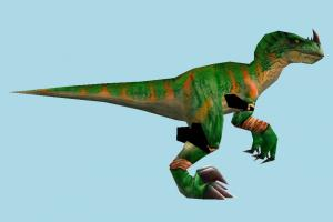 Dinosaur dinosaur, animal, animals, cartoon, lowpoly