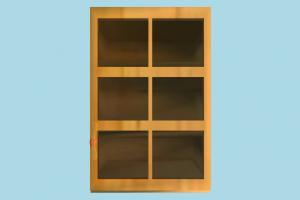 Cabinet bookshelf, cabinet, wardrobe, pantry, furniture, decoration, wooden