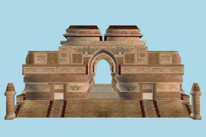 Temple temple, pyramids, egypt, egyptian, sphinx, building, build, structure