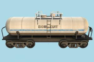 Train Tank train, boxcar, coach, wagon, tank, gas, petrol, fuel, railway, railroad, rail, carriage, truck, vehicle