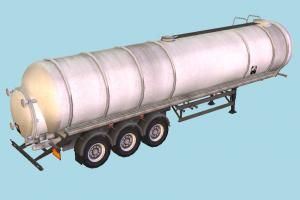 Chemical Cistern truck, constructor, trailer, vehicle, carriage