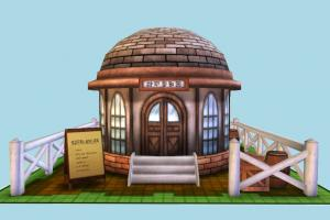 Restaurant restaurant, house, home, building, build, cartoon, structure