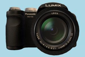 Camera camera, filming, digital, photo, photograph, photography, panasonic, professional, travel, objects