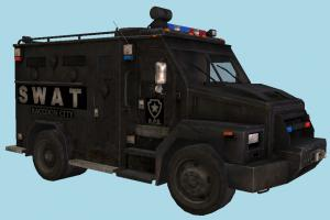SWAT Truck police, swat, car, van, truck, vehicle, transport, carriage