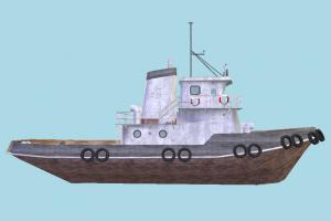 Tug Boat tug, boat, sailboat, watercraft, ship, vessel, sail, sea, maritime