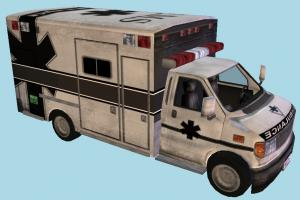Ambulance ambulance, van, vehicle, truck, car, carriage, health