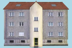 Apartment Hotel house, home, building, hotel, build, apartment, flat, residence, domicile, structure