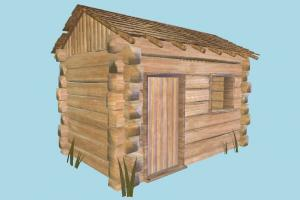 Cabin hut, cottage, shanty, shack, cabin, small, house, home, farm, country