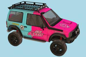 Offorad Car offroad, super, hummer, car, truck, vehicle, carriage, transport