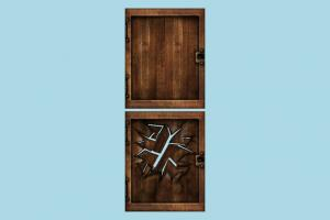 Damaged Door door, wooden-door, wooden, damaged, broken, doors