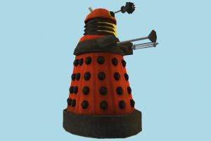 Dalek defense, base, structure