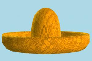 Sombrero hat, cap, wear