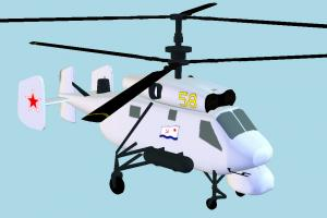 Helicopter helicopter, warplane, aircraft, airplane, plane, craft, air, vessel